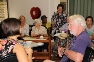 Members talk about Aged Care services