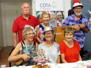 COTA's Musical Jam donates funds raised at its gigs to COTA
