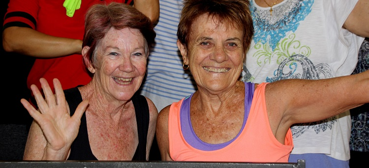 Territory life for senior Territorians