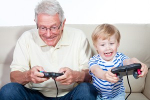 Grandparents provide vital support