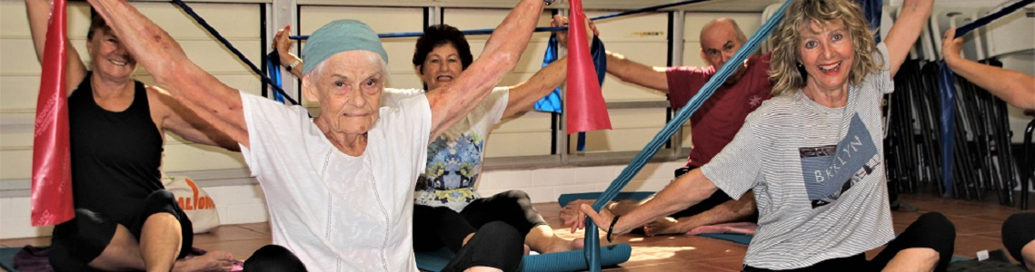 Pilates – fit for life