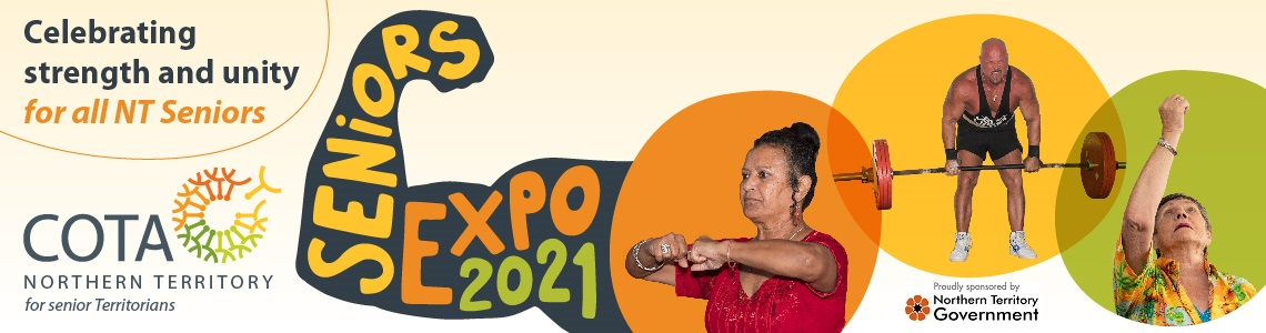 Be An Event Volunteer – Seniors Expo 2021